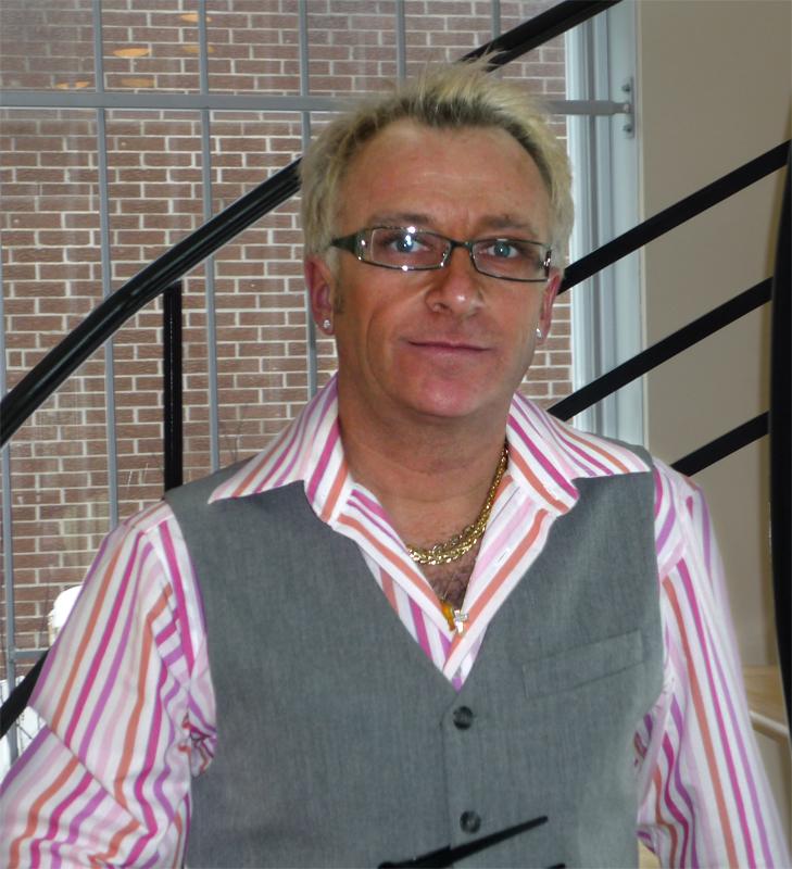 Sylvain - Coiffeur et styliste